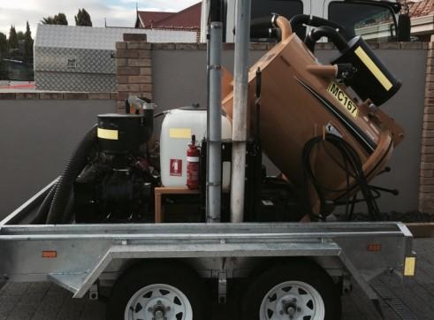 Vermeer VSK25-100G Vacuum Excavation Trailer 4