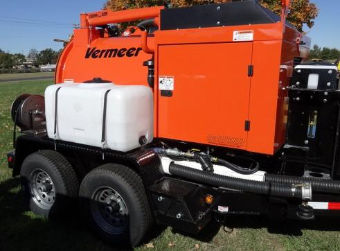 Vermeer VX30-250 Vacuum Excavator - Trailer Mounted 3