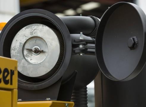 Vermeer VX30-250 Vacuum Excavator - Trailer Mounted 4