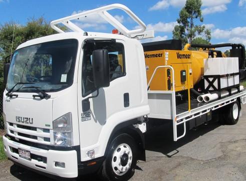 Vermeer VX70 Truck-mounted Vacuum Excavators 1