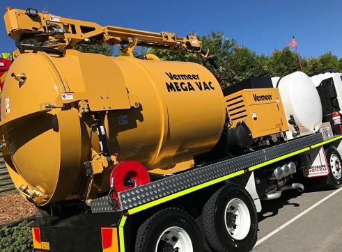 Vermer VX100 Truck-mounted Vacuum Excavators 1