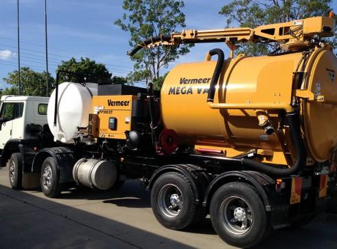 Vermer VX100 Truck-mounted Vacuum Excavators 2