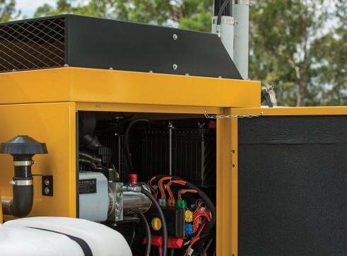 Vermer VX100 Truck-mounted Vacuum Excavators 5