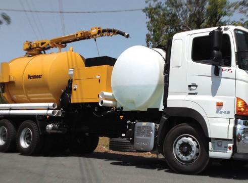 Vermer VX100 Truck-mounted Vacuum Excavators 7