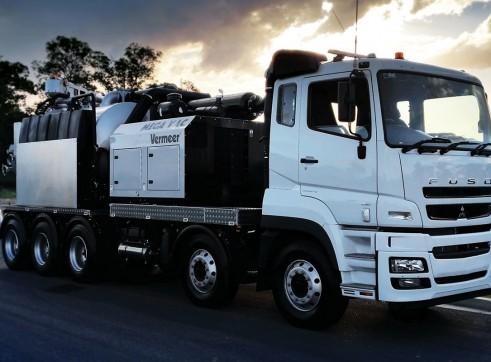 Vermer VX200 Truck-mounted Vacuum Excavators 1