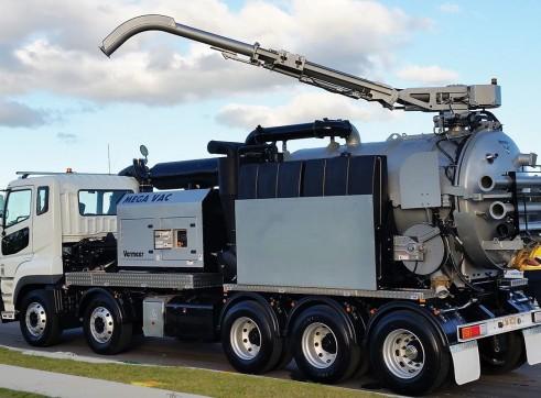 Vermer VX200 Truck-mounted Vacuum Excavators 3