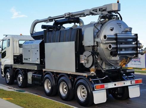 Vermer VX200 Truck-mounted Vacuum Excavators 4