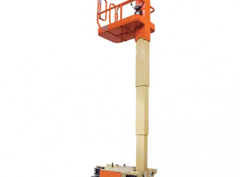 Vertical Man Lift - 3.7m (12ft) Electric Jlg 1