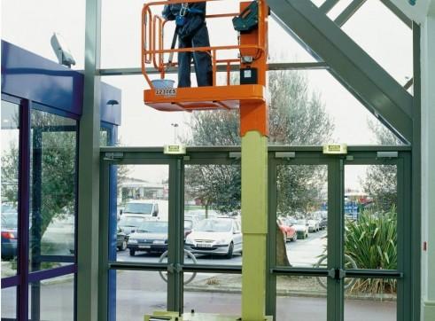 Vertical Man Lift - 3.7m (12ft) Electric Jlg 3