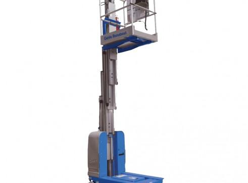 Vertical Man Lift - 4.5m (15ft) Electric Genie 4