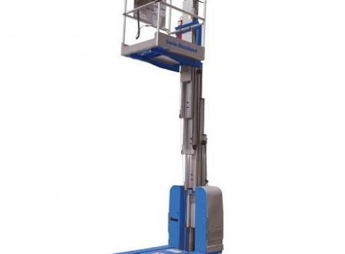 Vertical Man Lift - 6.0m (20ft) Electric Genie 4