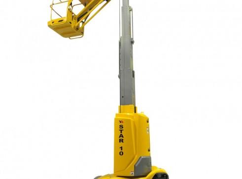 Vertical Man Lift - 8m (26ft) Electric Haulotte 3
