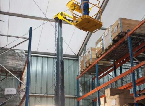 Vertical Man Lift - 8m (26ft) Electric Haulotte 2