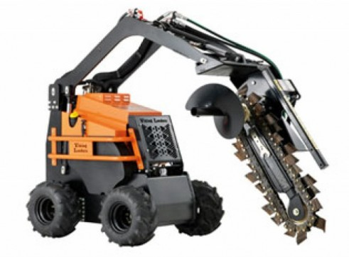'Viking' Mini Digger 3