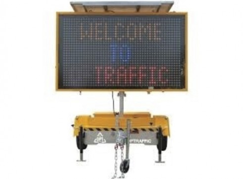 VMS Sign Boards Class  1