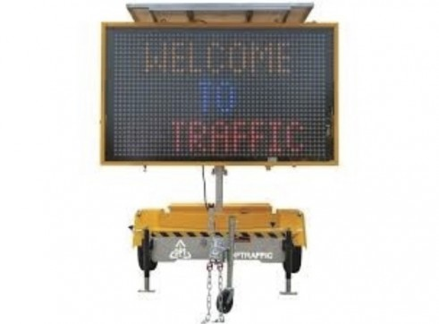 VMS Sign Boards Class  6