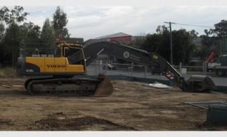 Volvo 21T Excavator - Full Mine Spec 1