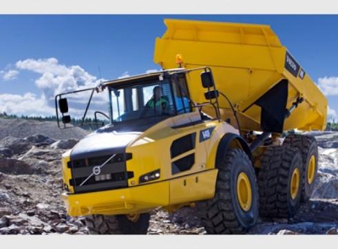 Volvo A40F Articulated Dump Truck 1