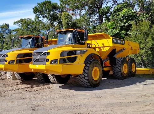 Volvo A45G Articulated Dump Truck