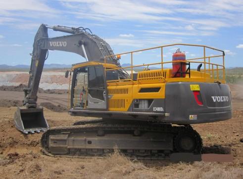 Volvo EC480DL 48T Excavator 1