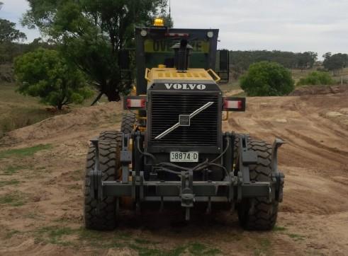 Volvo G720 Grader 4