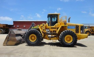 Volvo L220  Wheel Loader - 5.6mBucket 3 units. 1
