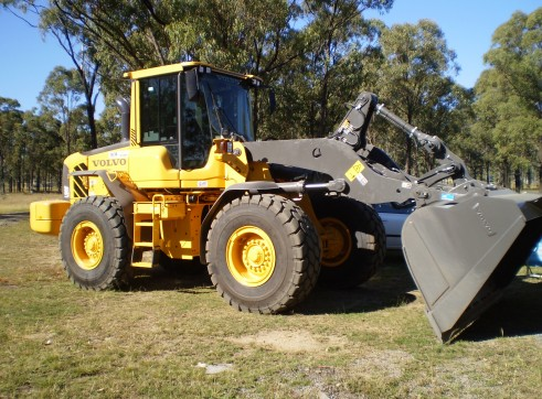 Two Volvo L90F Tool Carrier Loader 2