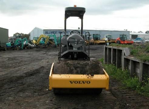 Volvo SD45D Smooth Drum Roller 5 tonne 2