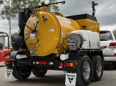 VX30-250 Vacuum Excavation Trailer 1