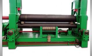W11S series Hydraulic rolling machine 1