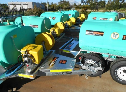 Water and Diesel Supply Trailers 3