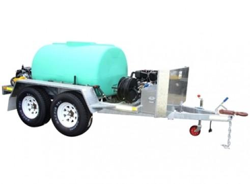 Water Blast Unit DPU 2000 & 3000ltr 1