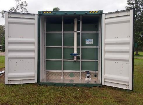 Water Tank Hire 28,000 - 56,000L 2