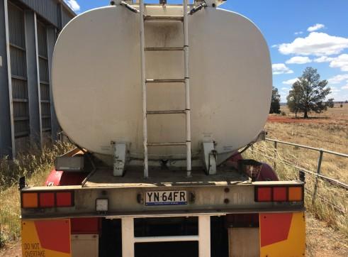 33,000L Water Tanker 5