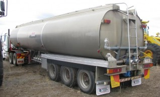 Water tanker 1