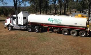Water tanker - 32,000L 1