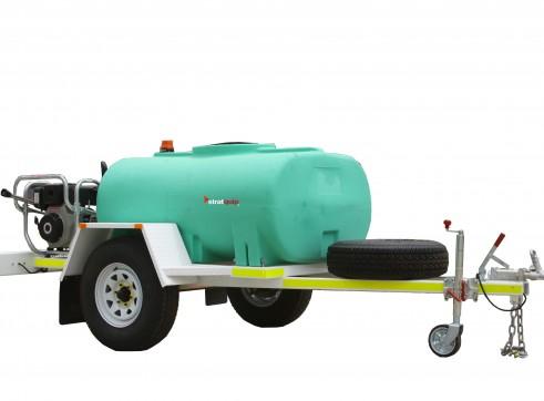 Water trailer / Blaster 1