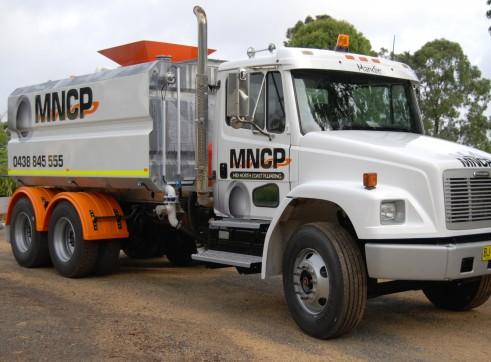 Water Truck - 12,000L 1