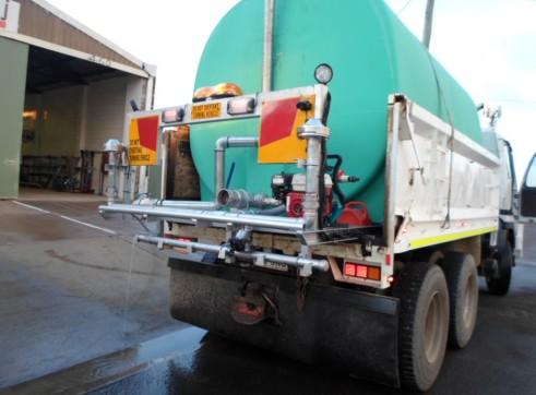 Water Truck - 13,000L 1