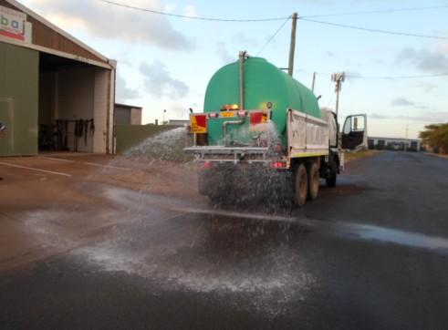 Water Truck - 13,000L 2
