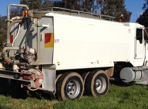 Water truck - 14,000L 2