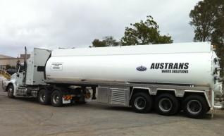 Water Truck 25,000L 1