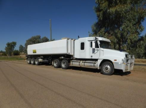Water Truck - 36,000L 1