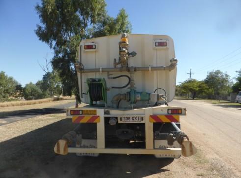Water Truck - 36,000L 2