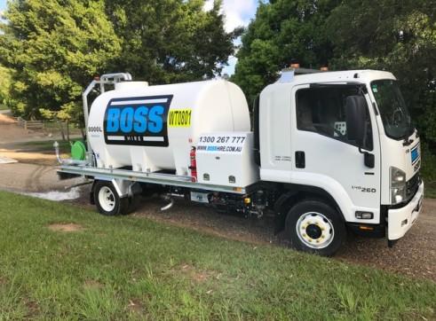 Water Truck 7000 ltr