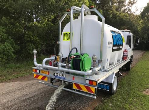 Water Truck 7000 ltr 3