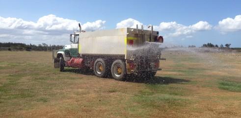 Water Truck Mack 10000L 3