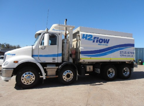 Water Trucks 6,000 - 30,000L - 30 Available in Fleet 1