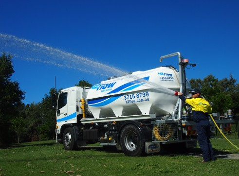 Water Trucks 6,000 - 30,000L - 30 Available in Fleet 3