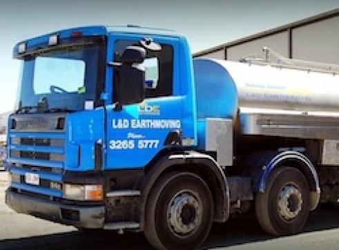 Water Trucks - Body Trucks 1